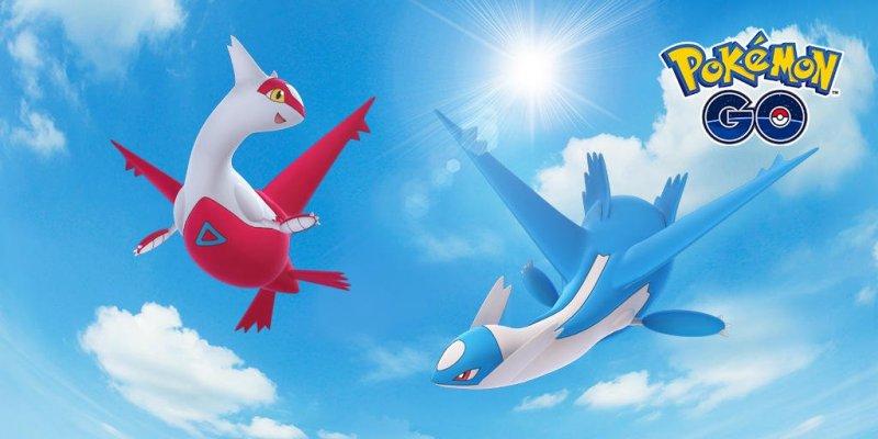 Latios è ora disponibile su Pokémon GO, anche in Europa
