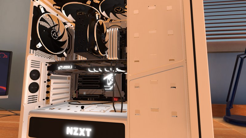 PC Building Simulator, la recensione