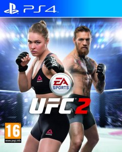 EA Sports UFC 2 per PlayStation 4