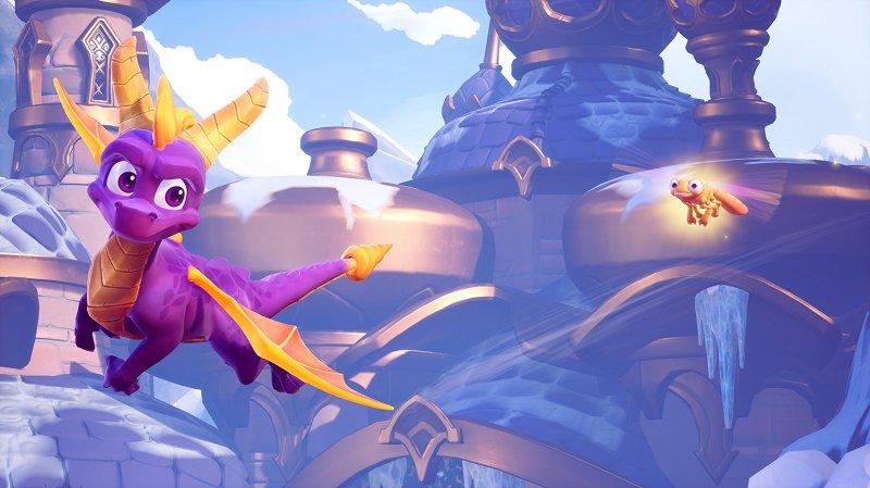 Spyro Reignited Trilogy vedrà il ritorno di molti dei doppiatori originali