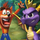 Crash vs. Spyro