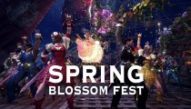 Monster Hunter: World - Spring Blossom Fest trailer