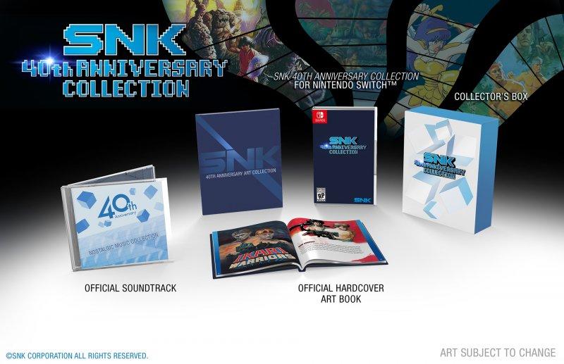 SNK 40th Anniversary Collection: 5 nuovi titoli gratuiti si aggiungeranno a dicembre, eccoli in video
