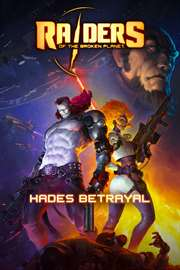 Raiders of the Broken Planet: Hades Betrayal per Xbox One