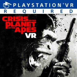 Crisis on the Planet of the Apes VR per PlayStation 4