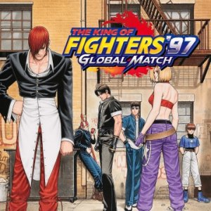 The King of Fighters '97 Global Match per PlayStation Vita
