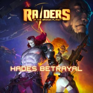 Raiders of the Broken Planet: Hades Betrayal per PlayStation 4