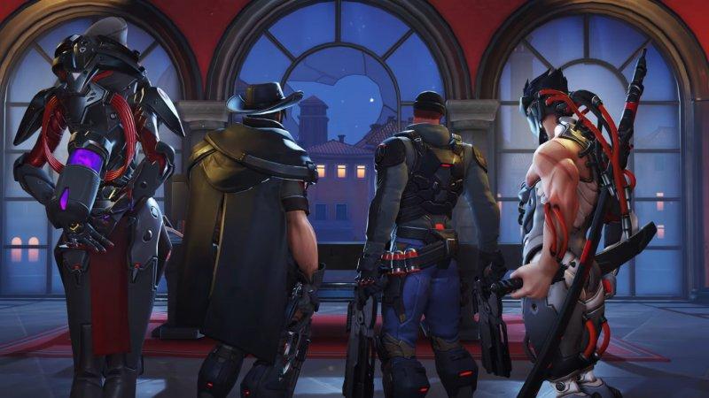 Overwatch: disponibile l'evento Archivi di Overwatch 2018