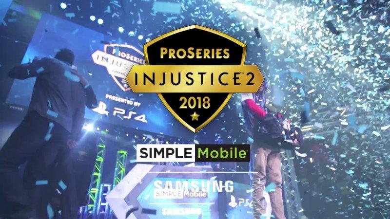 Injustice 2: Warner Bros. annuncia la seconda edizione delle Pro Series 2018