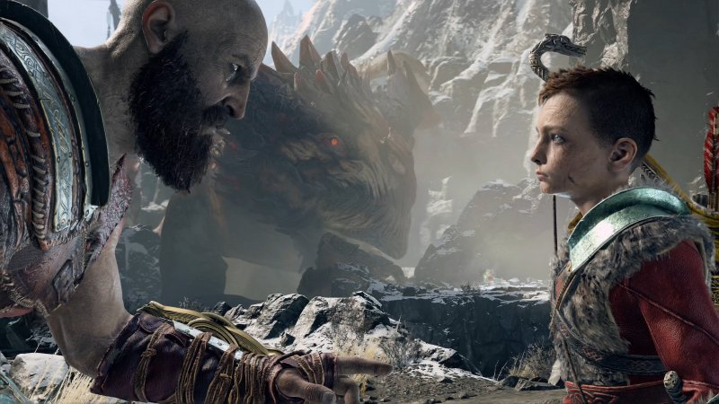 God of War: Due spettatori speciali al Derby di Roma!