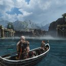 God of War, Sony Santa Monica ci parla della barca di Kratos