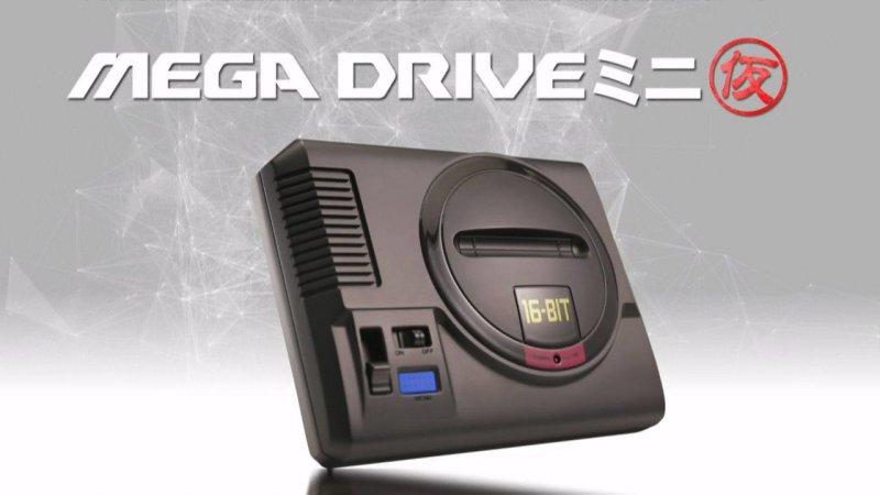 Vediamo un breve teaser trailer per il Mega Drive Mini