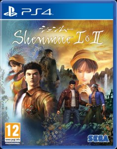 Shenmue I & II per PlayStation 4