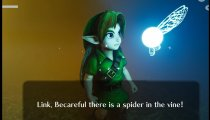 The Legend of Zelda: Ocarina of Time - Otto minuti di gameplay della versione rifatta con Unreal Engine 4