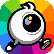Colorblind - An Eye For An Eye per iPhone