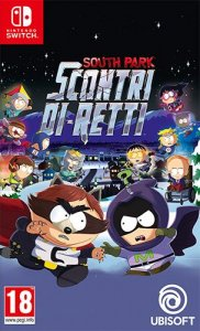 South Park: Scontri Di-retti per Nintendo Switch