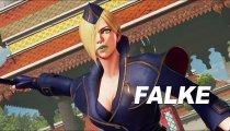 Street Fighter V: Arcade Edition - Trailer di Falke