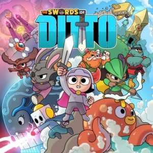 The Swords of Ditto per PlayStation 4