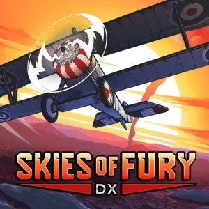 Skies of Fury DX per Nintendo Switch