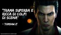 Yakuza 6: The Song of Life - Trailer con le citazioni della stampa italiana