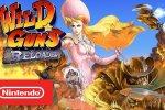 Wild Guns Reloaded: il trailer di lancio della versione Nintendo Switch