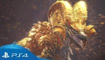 Monster Hunter: World - Trailer del Kulve Taroth