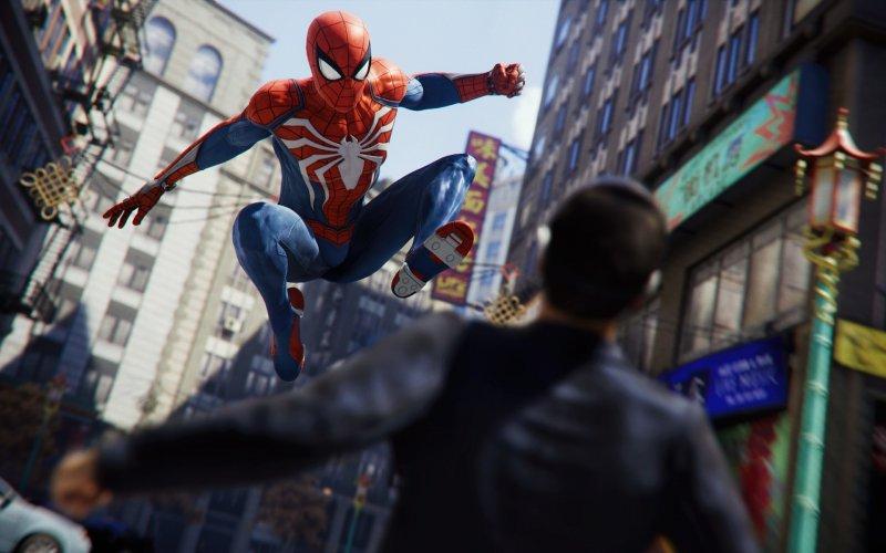 I cinquanta giochi più attesi dell'E3 2018 - Marvel's Spider-Man