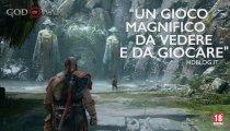 God Of War - Il trailer con le citazioni della stampa italiana