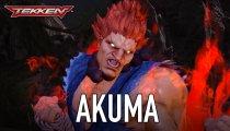 Tekken Mobile - Teaser di Akuma
