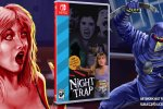 Night Trap - 25th Anniversary Edition arriva anche su Nintendo Switch