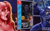 Night Trap - 25th Anniversary Edition arriva anche su Nintendo Switch - Notizia