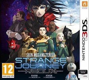 Shin Megami Tensei: Strange Journey Redux per Nintendo 3DS