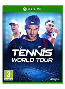 Tennis World Tour per Xbox One