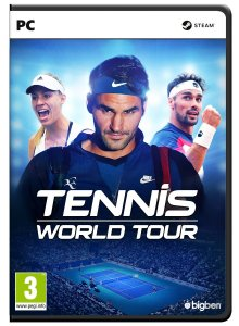 Tennis World Tour per PC Windows