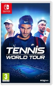 Tennis World Tour per Nintendo Switch
