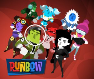 Runbow per PlayStation 4
