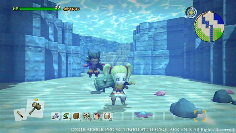 Dragon Quest Builders 2, le novità rispetto al primo capitolo