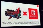 Annunciato Guilty Gear XX Accent Core Plus R per Nintendo Switch