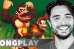 Rivediamo il live dedicato a Donkey Kong e Donkey Kong Country con Matteo Santicchia e Raffaele Staccini
