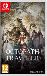 Octopath Traveler per Nintendo Switch