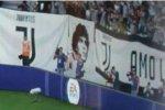 Maradona contro FIFA 18: il suo volto appare nella curva della Juve