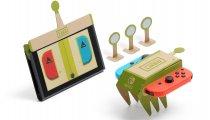 Nintendo Labo: costruiamo la macchinina radio comandata! - Sala Giochi