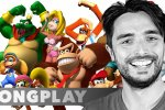 Donkey Kong Country 3 e Donkey Kong 64: vediamo la replica del Long Play con Matteo Santicchia e Raffaele Staccini - Video