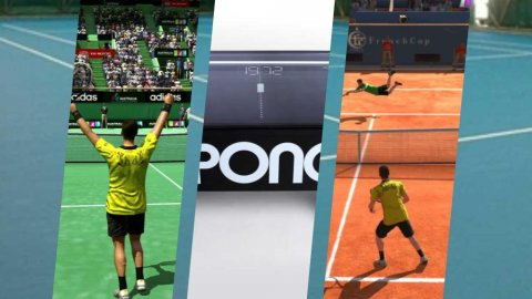The best tennis games ever: arcade, simulation and management