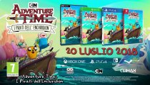 Adventure Time: I pirati dell'Enchiridion - Trailer