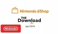 Nintendo - Video riepilogativo dei titoli in digitale ad aprile 2018