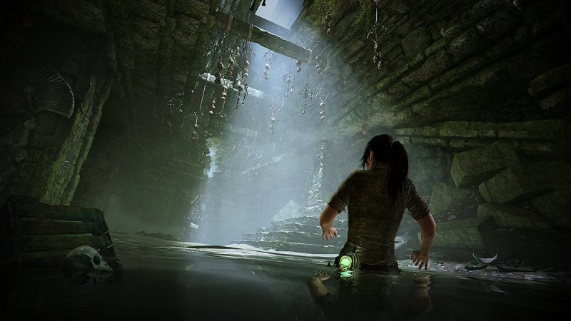 Shadow of the Tomb Raider: gameplay subacqueo nel nuovo trailer