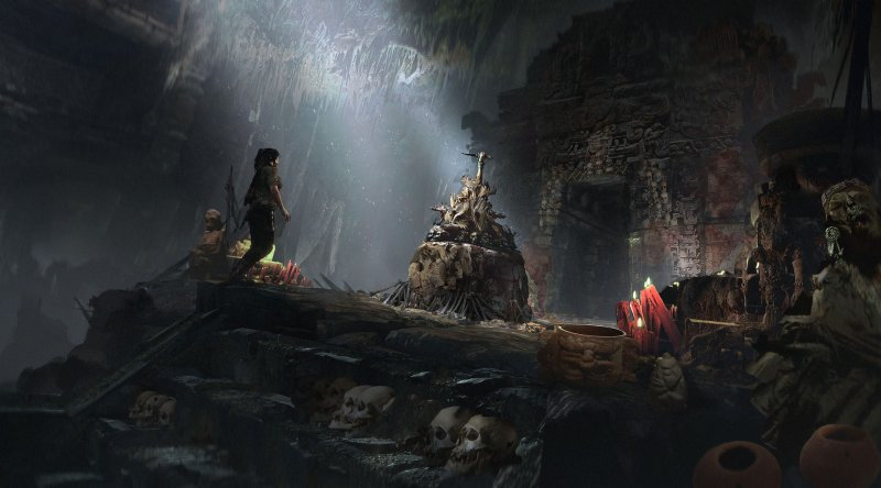 Shadow of the Tomb Raider è un tuffo nel lato oscuro di Lara Croft