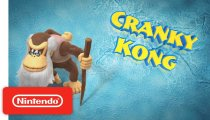 Donkey Kong Country: Tropical Freeze – Trailer di Cranky Kong