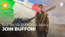 World of Tanks - Live trailer con Gigi Buffon